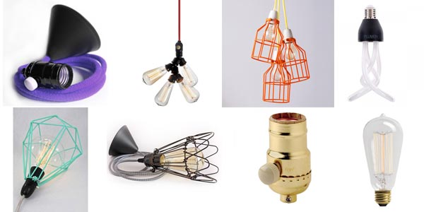 Crea tus propia lámparas decorativas