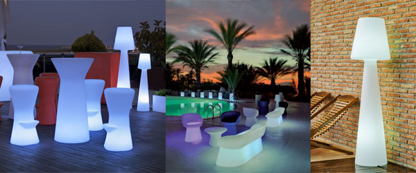 Iluminación exterior en Blog Lamparas.es