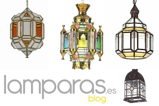 Faroles granadinos blog iluminaci n y l mparas pasi n - Lamparas granada ...