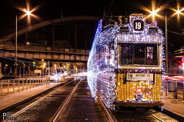 Tren-iluminado-led