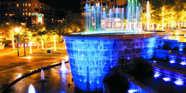 Barcelona-iluminada