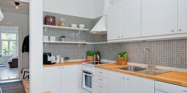 cocina-con-iluminación-estilo-nórdico