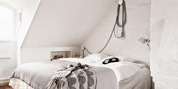 dormitorio-iluminación-estilo-nórdico