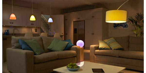 Philips Hue bombillas LED de colores