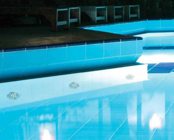Grado de proteccion IP68 piscinas