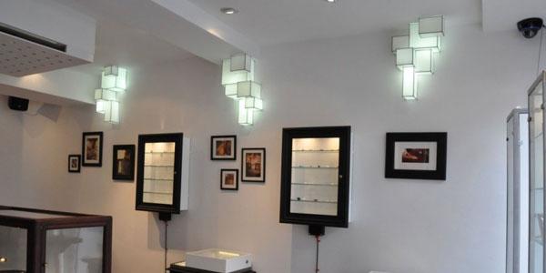 lamparas-modernas-exposición
