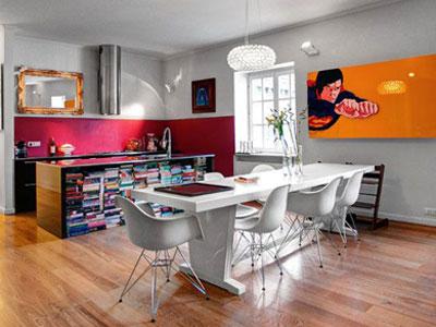 cocina-comedor-pop-art