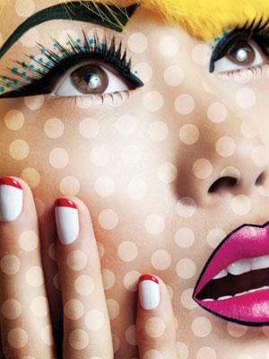 maquillaje-pop-art