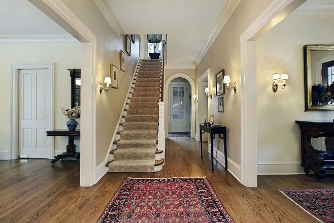 Consejos para decorar un pasillo con luz - Como decorar un pasillo estrecho ...