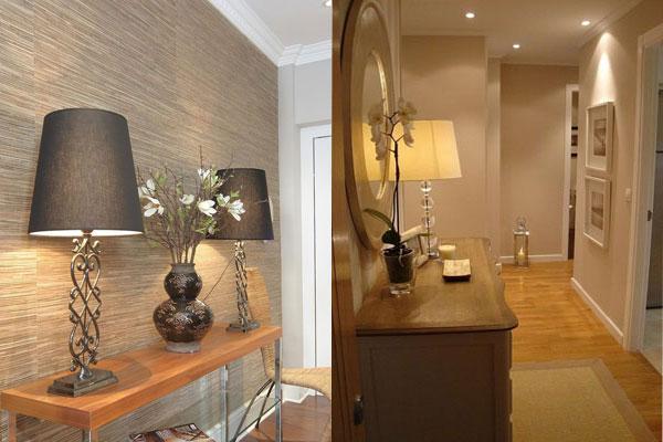 Consejos para decorar un pasillo con luz - Fotos de pasillos decorados ...