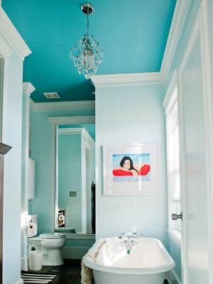 lámpara-clasica-baño-moderno