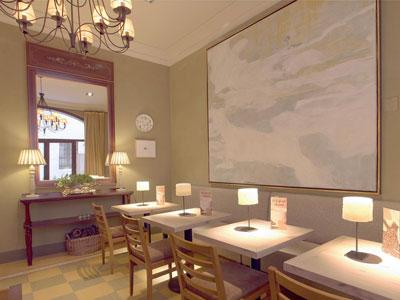 cafeteria-hotel-lampara-arana