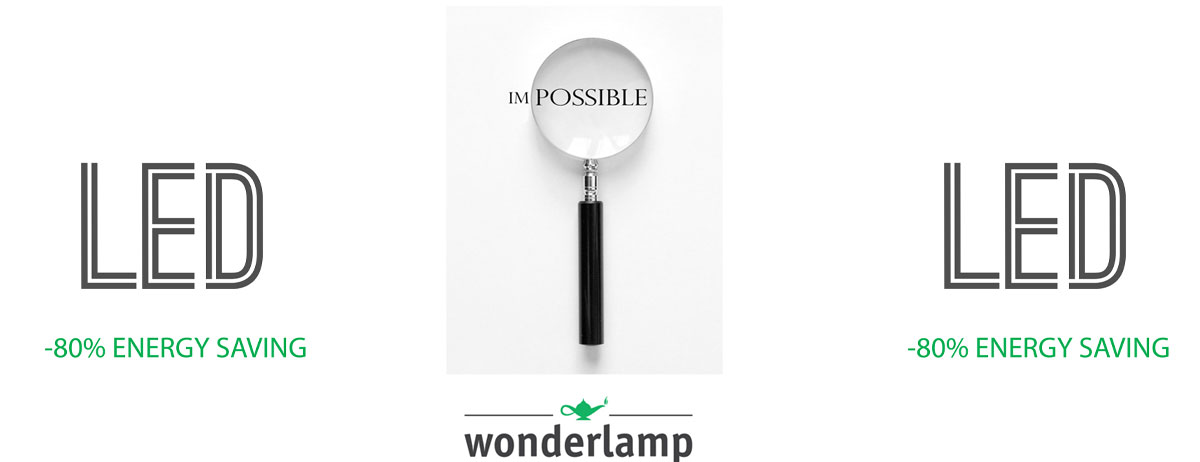 Wonderlamp iluminacion led - led lighting