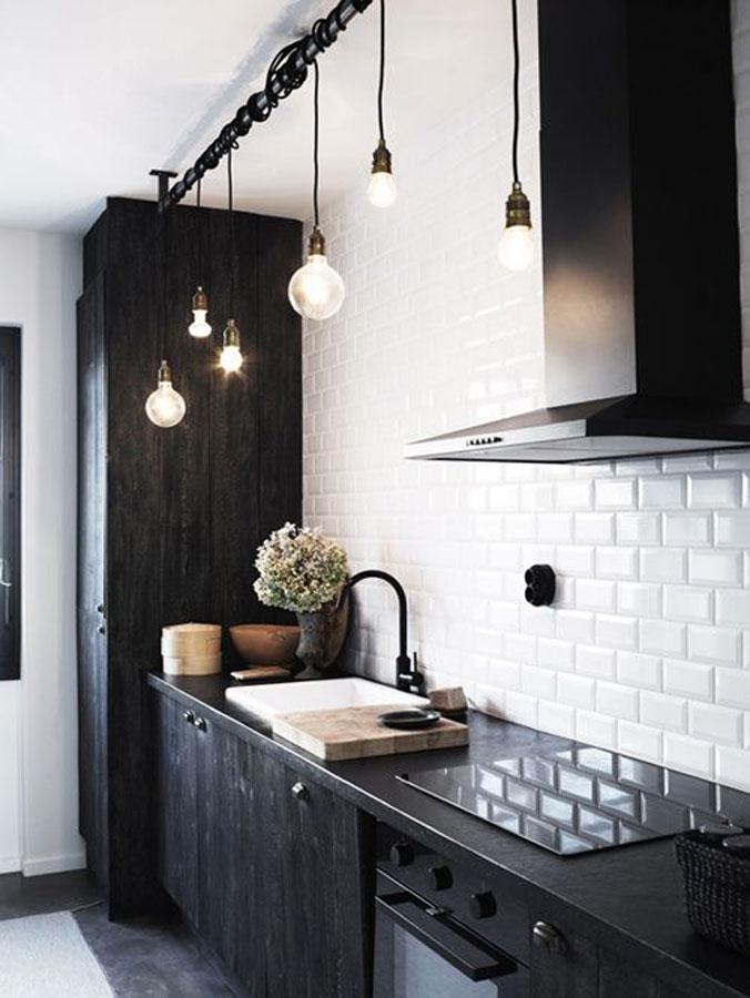 lampara-low-cost-cocina-retro