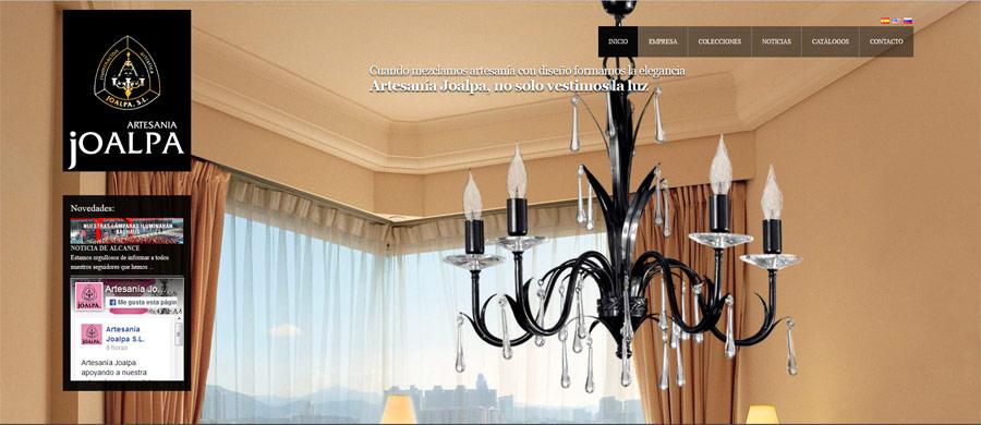 comprar online lamparas artesania joalpa