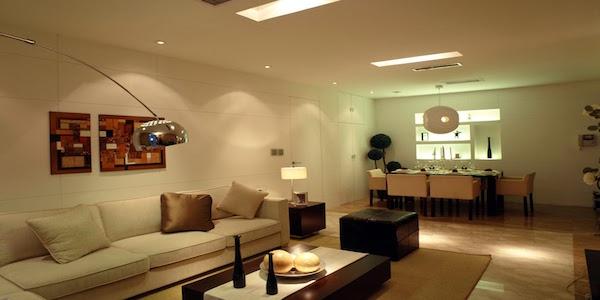 sala-comedor-iluminación
