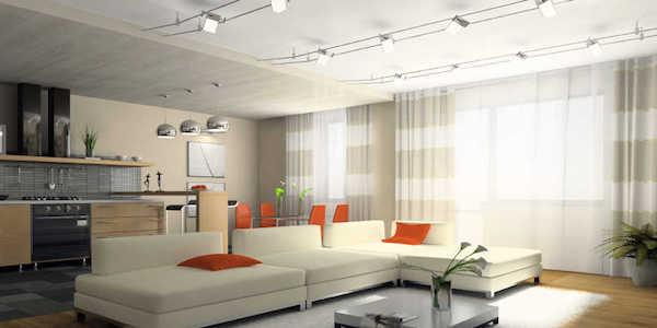 iluminacion apartamento interior