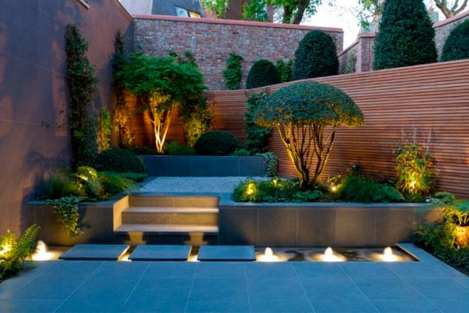 Ideas Para La Iluminación De Los Jardines Y Las Terrazas De Casa