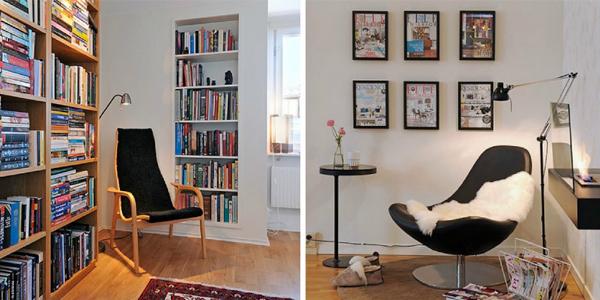 lampara para zona de lectura