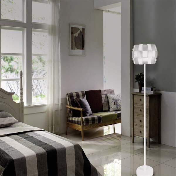lámparas de pie de estilo de moderno de Mimax Lighting