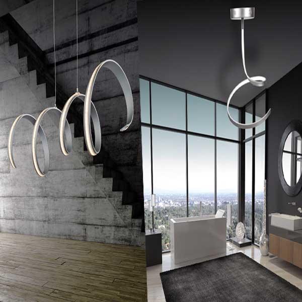 lámparas de techo de estilo de moderno de Mimax Lighting