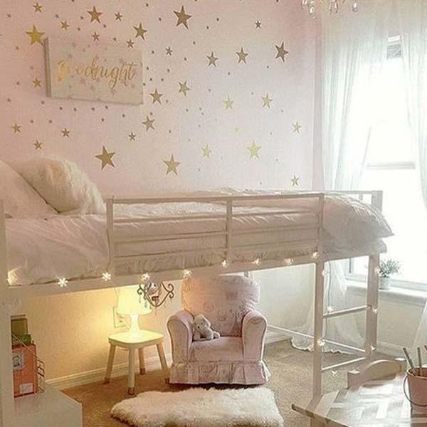 Ideas y consejos para iluminar cuartos infantiles blog - Iluminacion de habitaciones ...