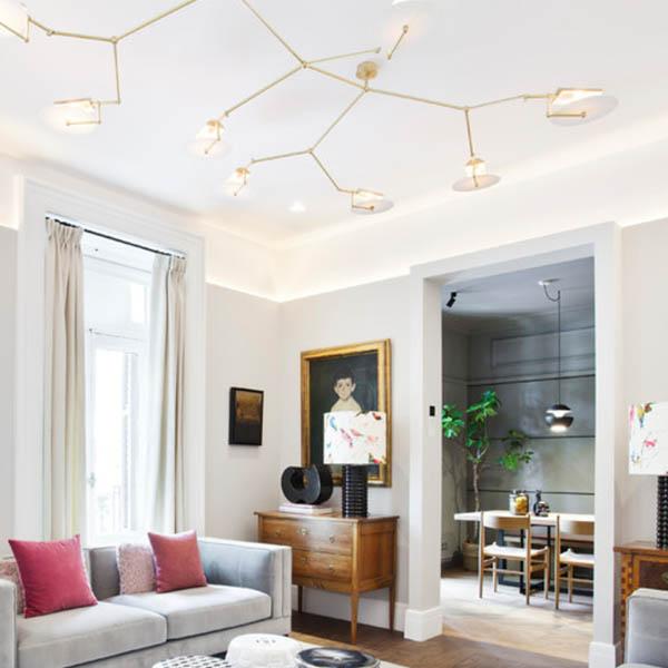 lampara minimalista