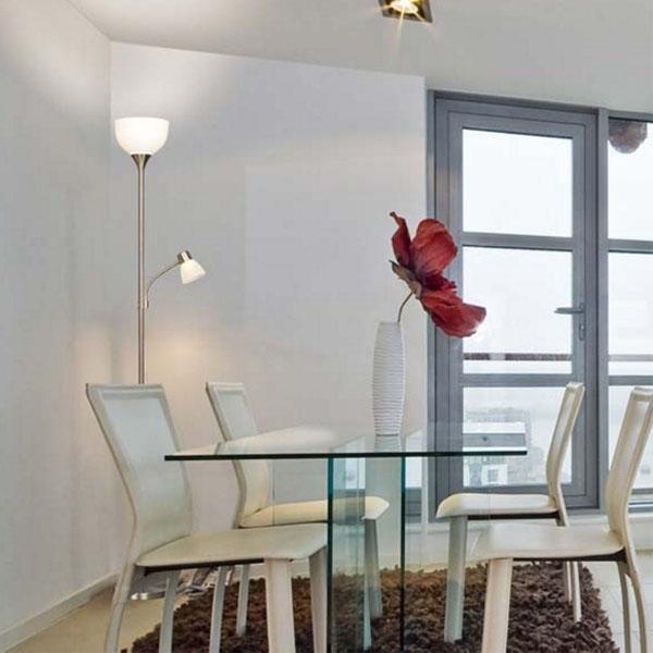 Ideas de lámparas de pie para tu salón - Blog de lamparas.es