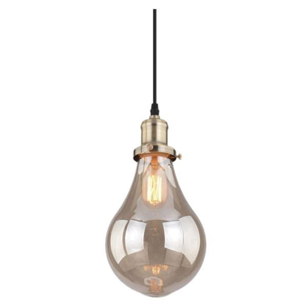 Lámparas de techo para cocinas de estilo vintage