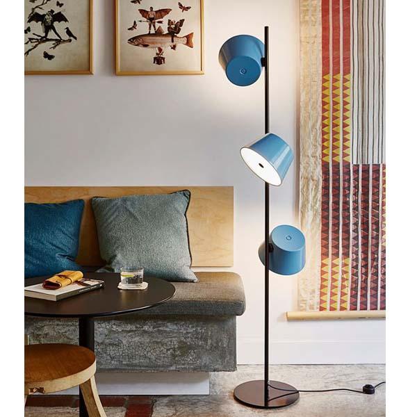 lamparas con colores llamativos