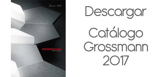 Catálogo Grossmann 2017