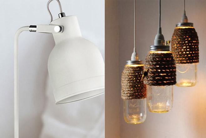 Los Materiales De Lámparas Más Trendy Blog De Iluminación