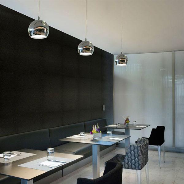 con moderno de cromoEstilo Lámparas acabado Blog en W9DEHI2