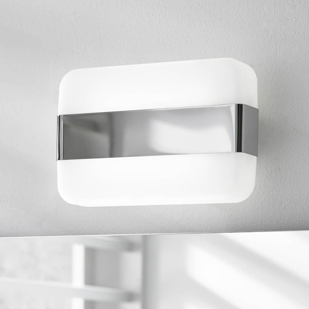 Apliques de pared modernos para el ba o wonderlamp - Lamparas para espejos de bano ...