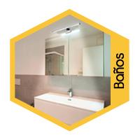 Marca Sulion iluminacion para baños