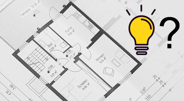 Cuantas lamparas hacen falta por habitacion