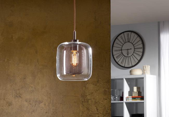 Lámpara de techo de la cocina de GH VIP 7 Lampara Fox