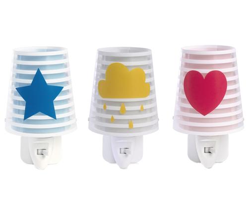 Lámparas infantiles para dormitorios de bebes