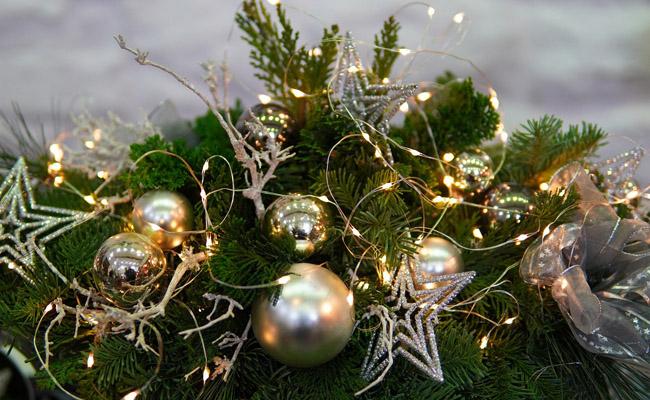 Mejores colores para decorar en Navidad