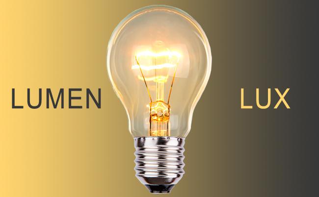 Lumenes y Luxes medidas para saber como calcular la luz que necesitas en las estancias de tu hogar
