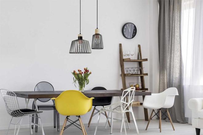 Tipos de iluminación para tu hogar. Consejos para elegir bien el tipo de luz que necesitas.