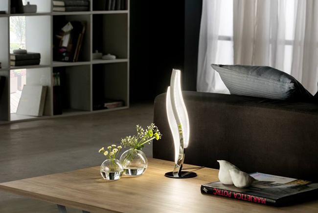Lámpara de mesa Moderna para salon