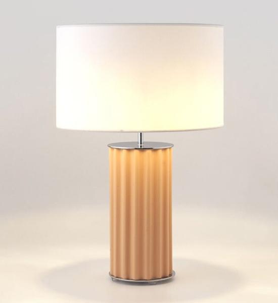 Lámpara de mesa de ceramica Sonica