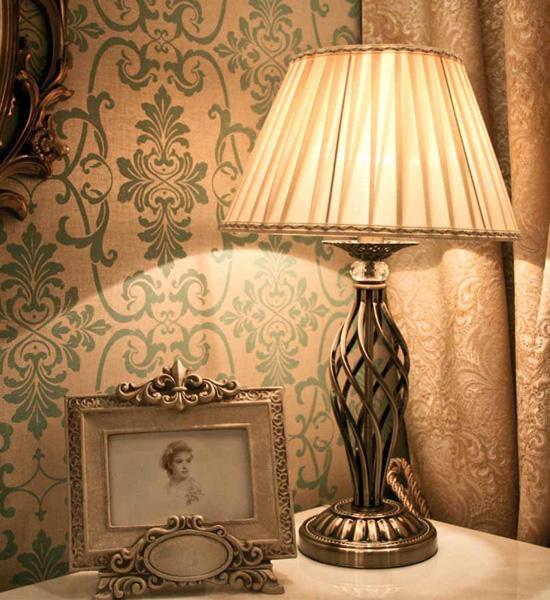 Lámpara de mesa clasica Grace