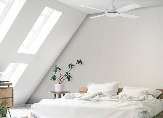 Ventilador para techo con luz Primo