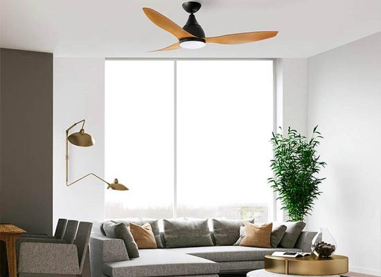 Ventilador para techo LED Vantage