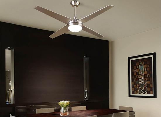 Ventilador LEDS C4