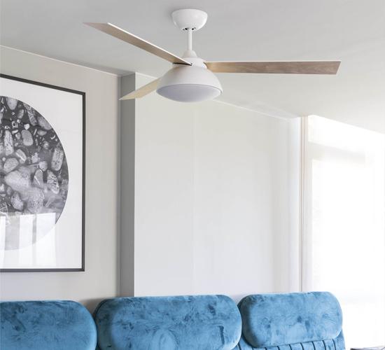 Ventilador Smart para techo Rodas