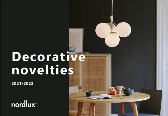 Lámparas Decorative Novelties Nordlux