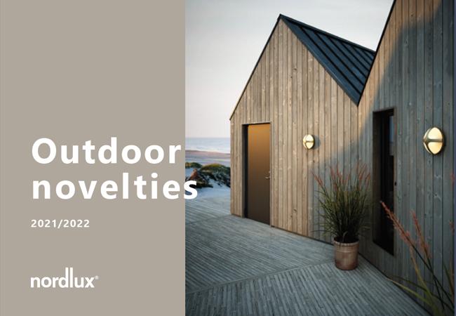Lámparas de exterior Outdoor novelties Nordlux